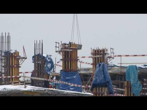 Строительство нового автовокзала на Щелковской. Часть 1.