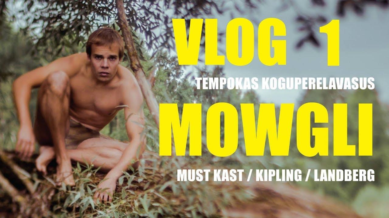 """Lavastuse """"Mowgli"""" vlog #1"""
