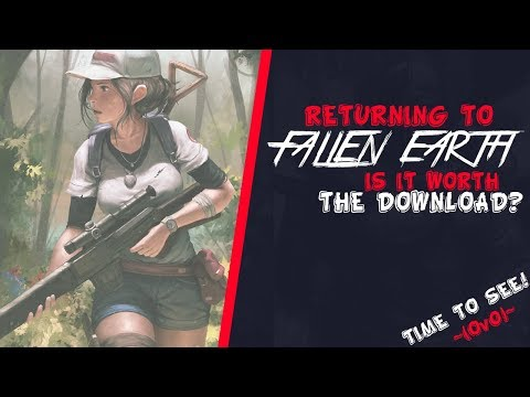 Returning To Fallen Earth – Is It Truly Worth The Download?