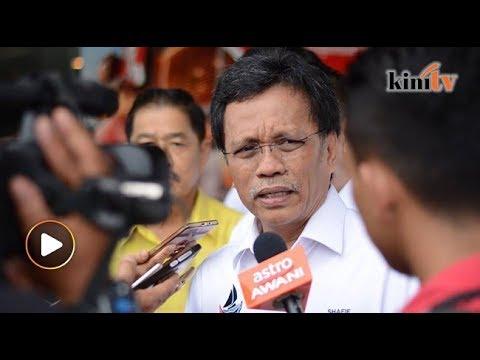 Shafie sah kekal Ketua Menteri Sabah