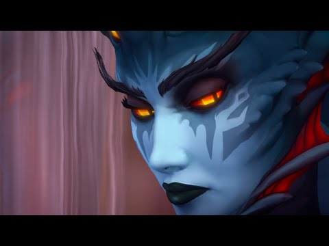 Rise of Azshara Now Live – Cinematic (Alliance)