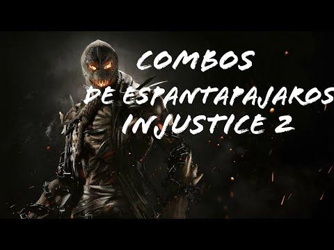 Guia de combos de espantapajaros-injustice 2