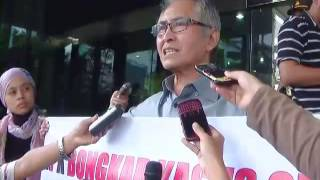 Pong Harjatmo Kecam KPK Usut Kembali Kasus Century