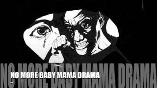 Video OMI - BABY MAMA DRAMA (Audio) download MP3, 3GP, MP4, WEBM, AVI, FLV Maret 2018