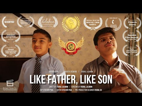 Like Father, Like Son | Short Film Nominee