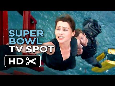 Terminator: Genisys Official Super Bowl TV SPOT (2015) - Arnold Schwarzenegger Movie HD