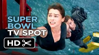 Terminator: Genisys Official Super Bowl TV SPOT (2015) - Arnold Schwarzenegger Movie HD