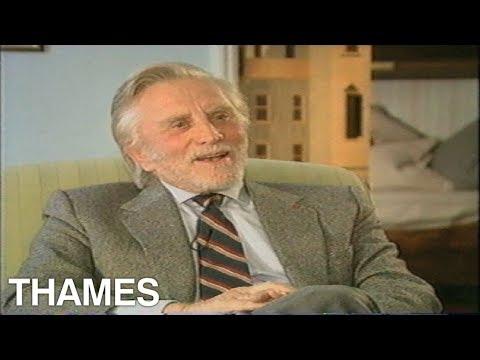 Kirk Douglas interview | Thames television | 1991