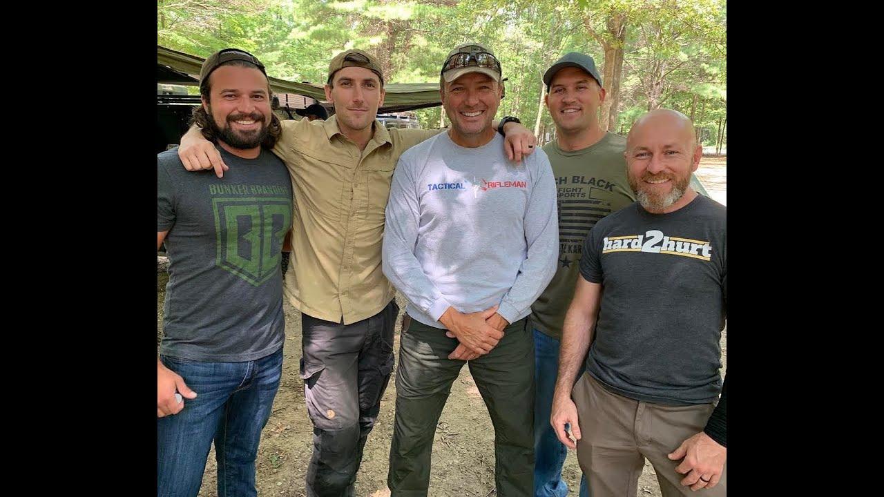 Tactical Tuesday with Garand Thumb, Kentucky Ballistics, and more