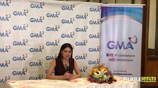 Julie Anne San Jose Focused at Work, Shares Her College Degree Helped Her with Work