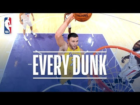 Russell Westbrook, Tomas Satoransky, and Every Dunk From Friday Night | December 29, 2017