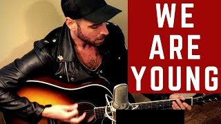 FUN - WE ARE YOUNG - ACOUSTIC COVER - KEVIN HAMMOND