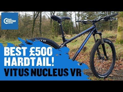 ddcae6bdc0b Best £500 Hardtail! - Vitus Nucleus 275 VR   CRC   - YouTube