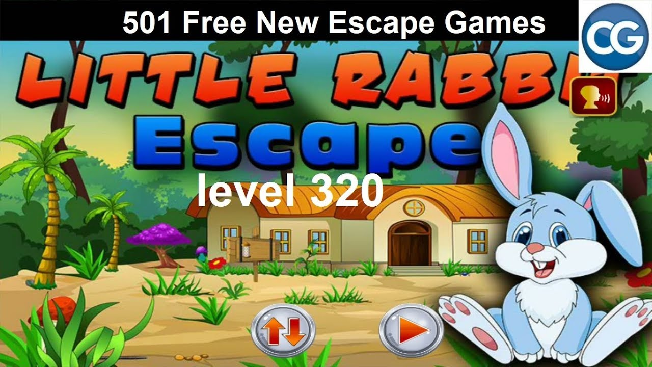 Walkthrough 501 Free New Escape Games Level 320 Little