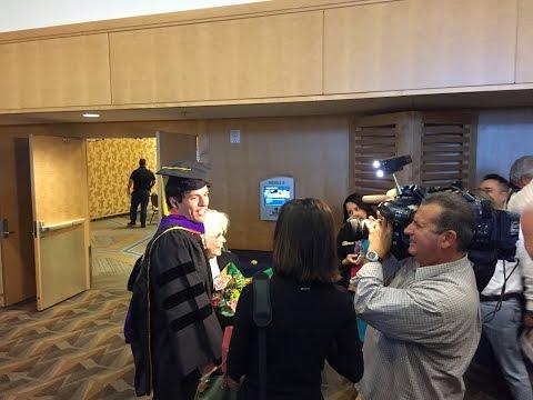 SD Man With Autism Defies Odds, Graduates Law School  NBC 7 San Diego