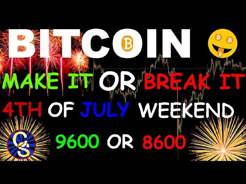 BITCOIN 4th OF JULY FIREWORKS!? LITECOIN ETHEREUM Crypto TA price prediction analysis, news, trading