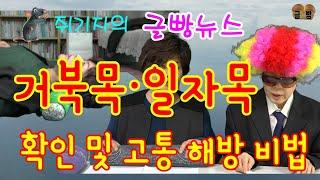 글빵뉴스(geulbbang news)거북목, 일자목 고…