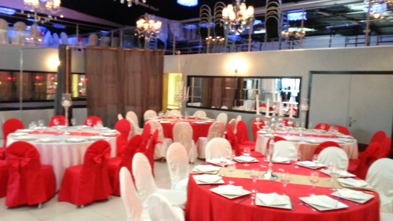 l Alhambra Salle de réception Mariage Soirée Rouge