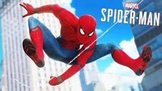 SPIDER-MAN PELEANDO ES UN ESPECTACULO | SPIDER-MAN PS4