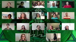 Coro Haydéa Moraes - Louvai o nome do Senhor (online)