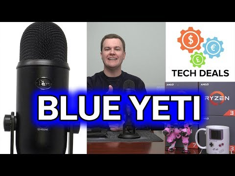 Blue Yeti Review + Mic Test - Should You Buy One?