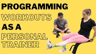 How to Program Workouts as a Personal Trainer | Part 1 | Phasing
