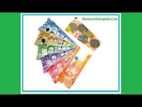 Philippine Peso Currency Exchange Rates