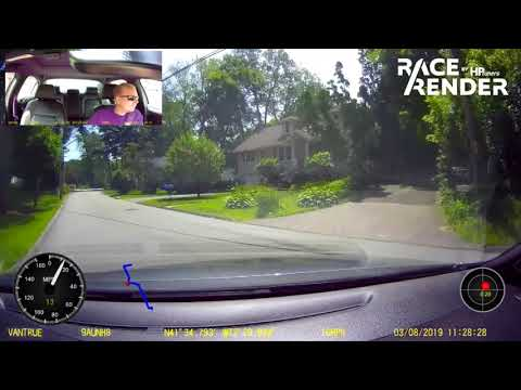 Vantrue N2 Pro Uber Dual Dash Cam GPS Direct Wire Unboxing