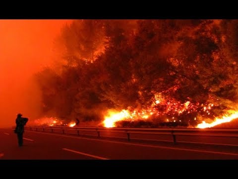 Update 10: Thomas - The 3rd Largest Fire In Southern California History