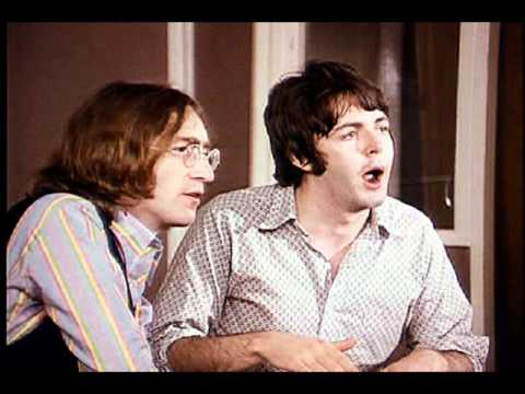 The Beatles - ob-la-di-ob-la-da - funny version-bootleg