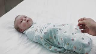 """Видео-инструкция """"Пеленание младенца"""""""