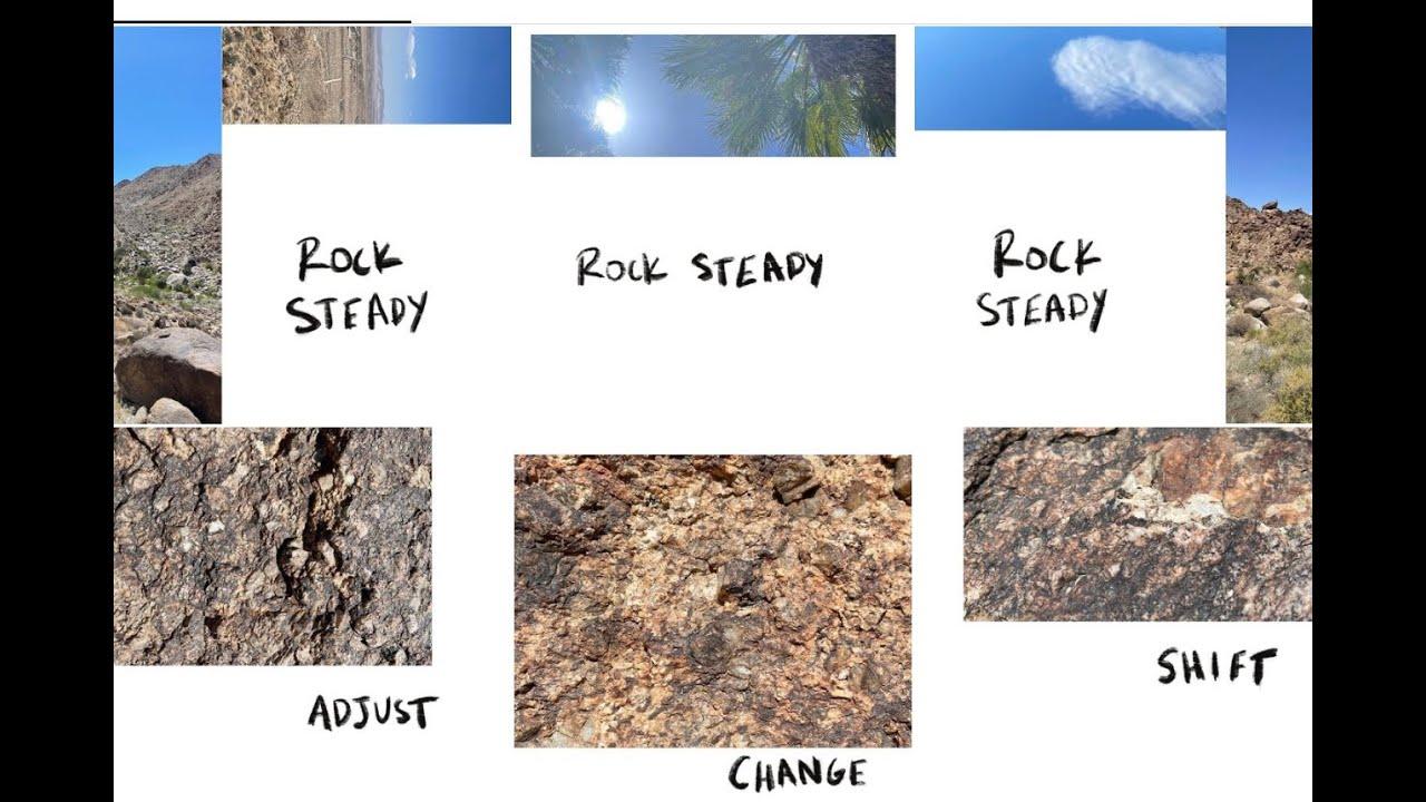 Introducing My Latest Album, Rock Steady