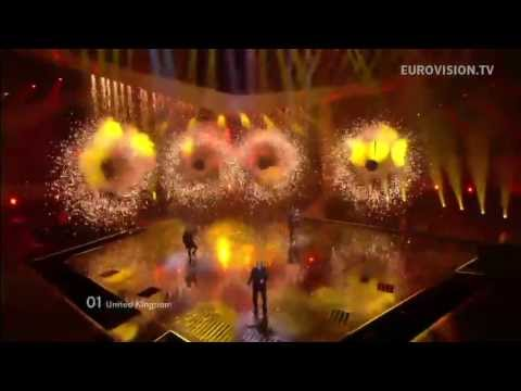 Eurovision - Pyrotechnics and Fireworks