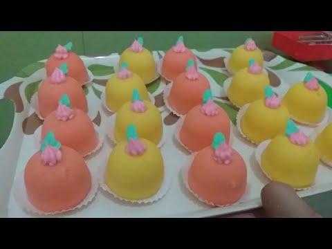 Resep Kue Bolnut Yang Cantik Youtube