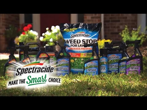 Spectracide® Solutions | Selective Weed Killer