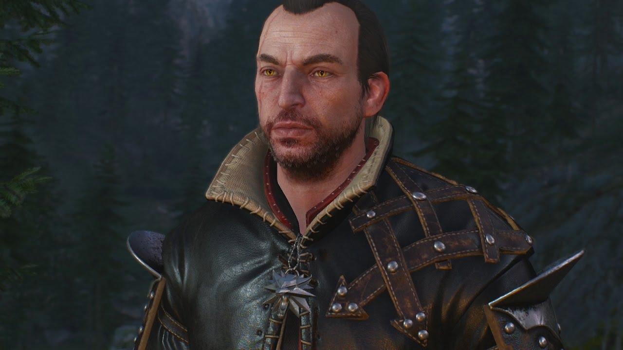 Witcher 3 Lambert