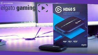 Capturadora Elgato HD60 S | Graba los gameplays de tu PS4/Xbox One en tu PC