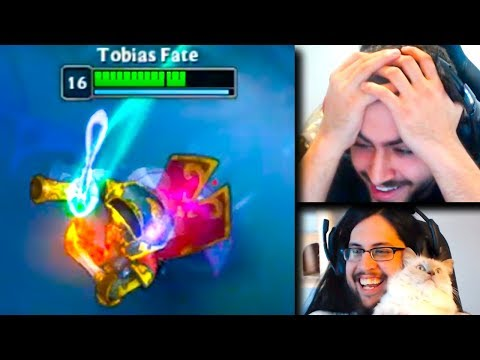 """Tyler1 Reacts to Yassuo's Video 