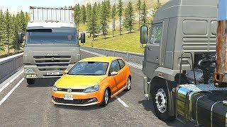Extreme Car Crashes #15 - BeamNG Drive