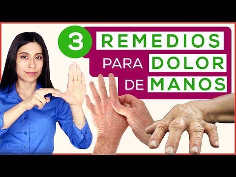 remedios caseros para el dolor en las coyunturas de los dedos
