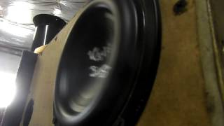"Tang Bang 6,5 "" 16 cm Subwoofer Hardcore Bass test 1 HD Car Hifi WOW"