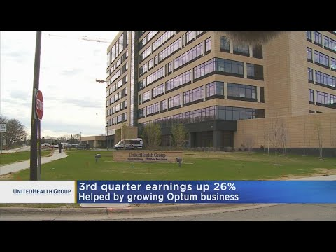 UnitedHealth Group Beats 3Q Expectations
