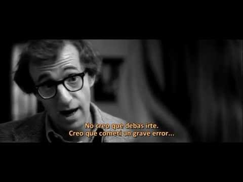 Manhattan (Woody Allen, 1979) - Última escena
