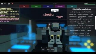 Roblox Starship roleplay