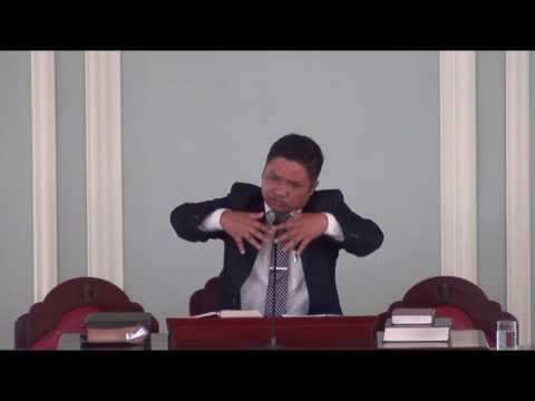 Sermon : Juda Iskariota Engatinge Isuan A Thlan - R. Lallungmuana Hebron Revival Team