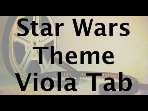 How to Play Star Wars on the Viola