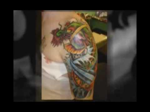 Consider, that Asian dragon tatoos