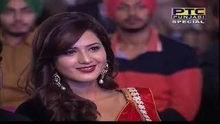 Gurpreet Guggi & Upasana Singh Dance Performance | PTC Punjabi Film Awards 2014