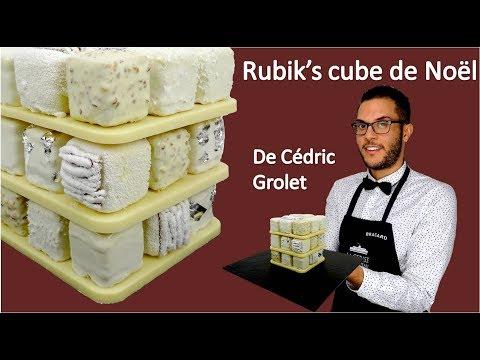 recette RUBIK'S CUBE de CEDRIC GROLET/ Cédric Grolet's rubik's cube (EN subs)