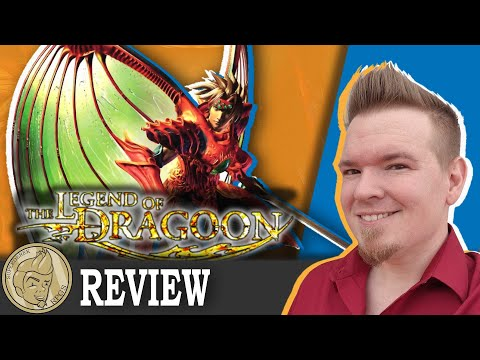 Legend of Dragoon Review! [PSX] The Game Collection